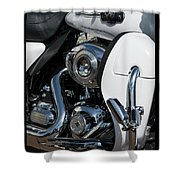 Harley Davidson 15 Shower Curtain