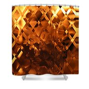Harley Flame Shower Curtain