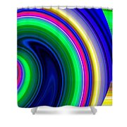 Harmony 19 Shower Curtain