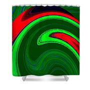 Harmony 20 Shower Curtain