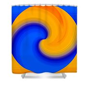 Harmony 23 Shower Curtain