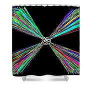 Harmony 25 Shower Curtain