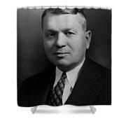 Harold Urey, American Chemist Shower Curtain