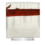 Harper's Ferry Model 1803 Rifle Shower Curtain