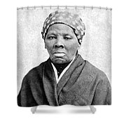 Harriet Tubman (1823-1913) Shower Curtain by Granger