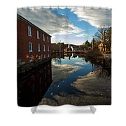 Harrisville New Hampshire Shower Curtain