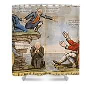Hartford Convention, C1814 Shower Curtain