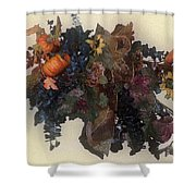 Harvest Home Shower Curtain