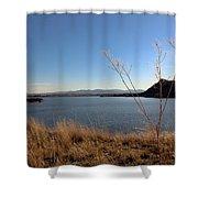 Hauser Lake Shower Curtain