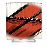 Hava Nagila 2 Shower Curtain