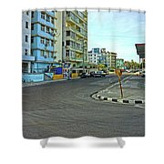 Havana-40 Shower Curtain