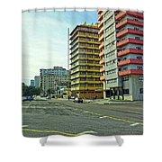 Havana-41 Shower Curtain