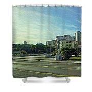 Havana-43 Shower Curtain
