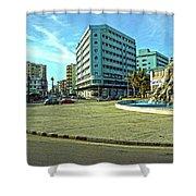 Havana-44 Shower Curtain