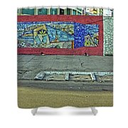 Havana-46 Shower Curtain