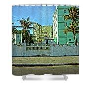 Havana-48 Shower Curtain