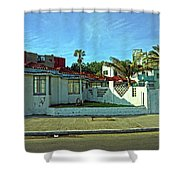 Havana-49 Shower Curtain