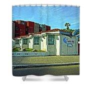 Havana-50 Shower Curtain