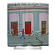 Havana-54 Shower Curtain