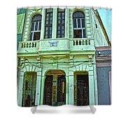 Havana-55 Shower Curtain