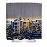 Havana Dawn Shower Curtain