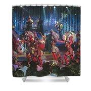 Havana Nightlife Shower Curtain