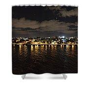 Havana Nights Shower Curtain