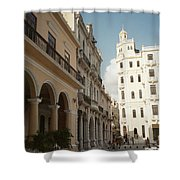 Havana Vieja Shower Curtain