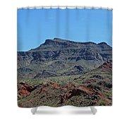 Havasu City Arizona  Shower Curtain