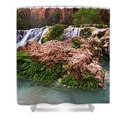 Havasu Creek Grand Canyon 14 Shower Curtain