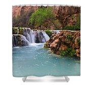 Havasu Creek Grand Canyon 15 Shower Curtain