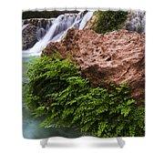 Havasu Creek Grand Canyon 3 Shower Curtain