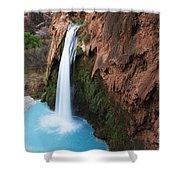 Havasu Falls Grand Canyon 1 Shower Curtain