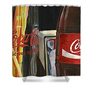 Have A Coke... Shower Curtain