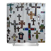 Have A Little Faith Shower Curtain