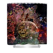 Have Your Tickets Out And Ready Betsy C Knapp Shower Curtain