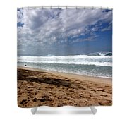 Hawaii Northshore Shower Curtain