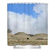 Hawaiian Fog Shower Curtain