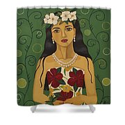 Hawaiian Time Shower Curtain