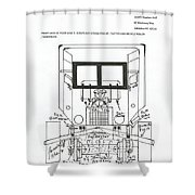 Hay String Recycler Shower Curtain