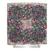 Hayat V4 Shower Curtain