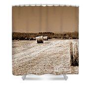 Hayfield Shower Curtain