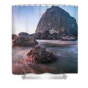 Haystack Rocklife Shower Curtain