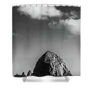 Haystack Shower Curtain