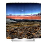 HDR Shower Curtain