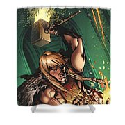 He Man And The Masters Of Universe Shower Curtain