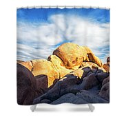 Heading To Arch Rock Shower Curtain