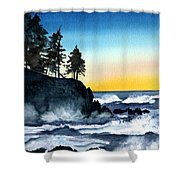 Headland Shower Curtain