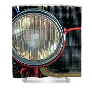 Headlight Shower Curtain