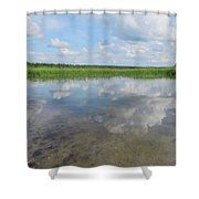 Headwaters Of The Mississippi Shower Curtain